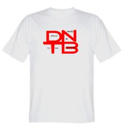 Футболка Drum&Tuba Band Logo