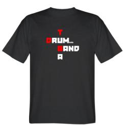 Футболка Drum&Tuba Band