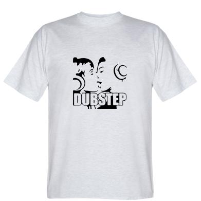 Футболка Dub Step Kiss