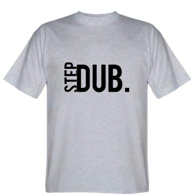 Футболка Dub Step Logo