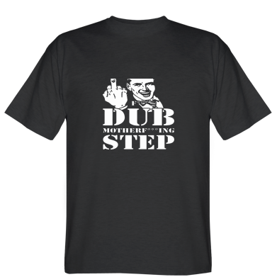 Футболка Dub Step mother***ng