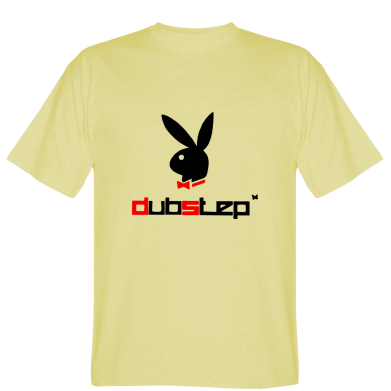 Футболка Dub Step Playboy