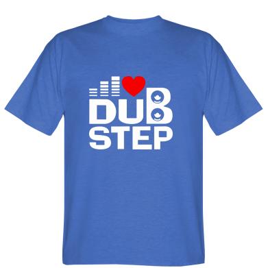 Футболка Dub Step Ритм