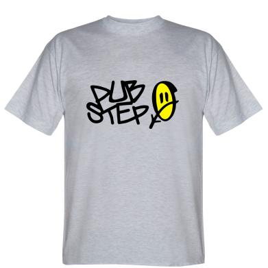 Футболка Dub Step Smile
