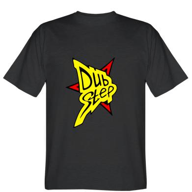 Футболка Dub Step Star