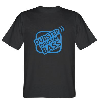 Футболка DubStep Drum&Bass