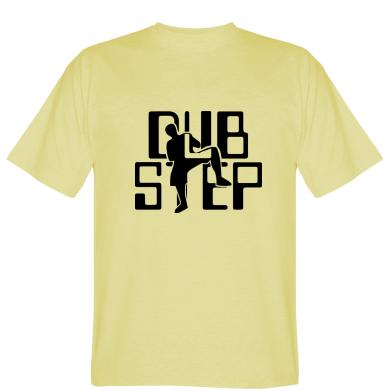 Футболка DubStep Logo
