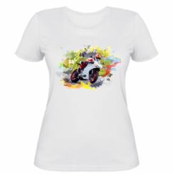 Жіноча футболка Ducati Art