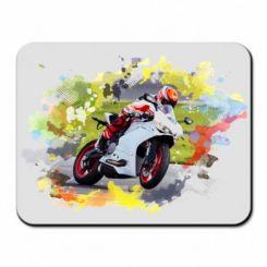 Килимок для миші Ducati Art