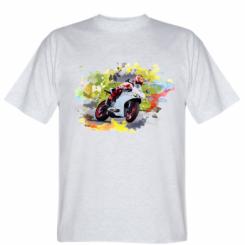 Футболка Ducati Art