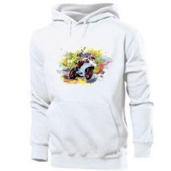 Толстовка Ducati Art
