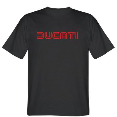 Футболка Vintage Ducati