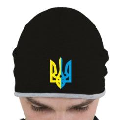 Купити Шапка Двокольоровий герб України