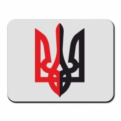 Купити Килимок для миші Двокольоровий герб України