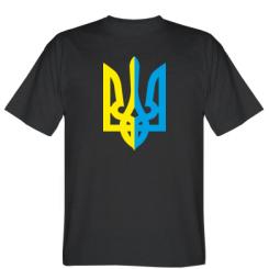 Купити Футболка Двокольоровий герб України