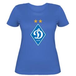 Купити Жіноча футболка Dynamo Kiev
