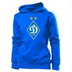 Купити Толстовка жіноча Dynamo Kiev