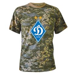 Купити Камуфляжна футболка Dynamo Kiev