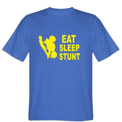 Футболка Eat Sleep Stunt