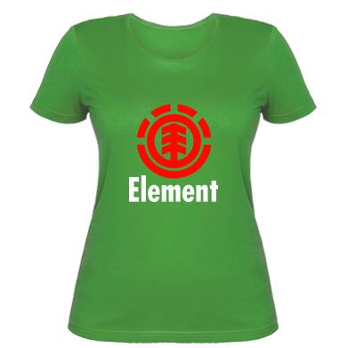 Купити Жіноча футболка Element
