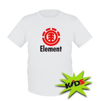 Купити Дитяча футболка Element