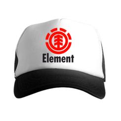 Купити Кепка-тракер Element