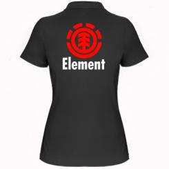 Купити Жіноча футболка поло Element