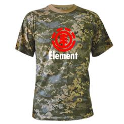 Купити Камуфляжна футболка Element
