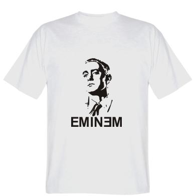 Футболка Eminem Логотип