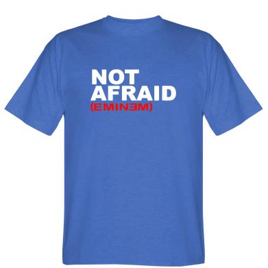 Футболка Eminem Not Afraid