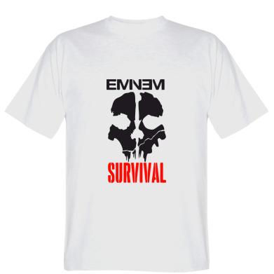 Футболка Eminem Survival