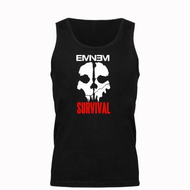 Купити Майка чоловіча Eminem Survival