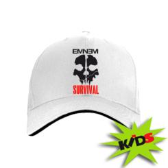 Купити Дитяча кепка Eminem Survival