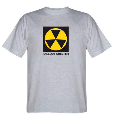 Футболка Fallout Shelter