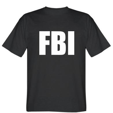 Футболка FBI (ФБР)