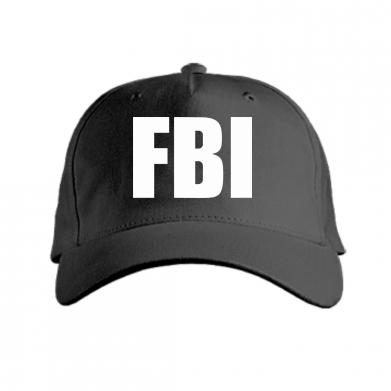 Кепка FBI (ФБР)
