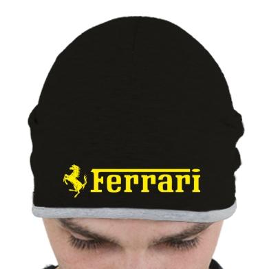 Купити Шапка Ferrari