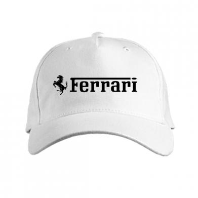 Купити Кепка Ferrari