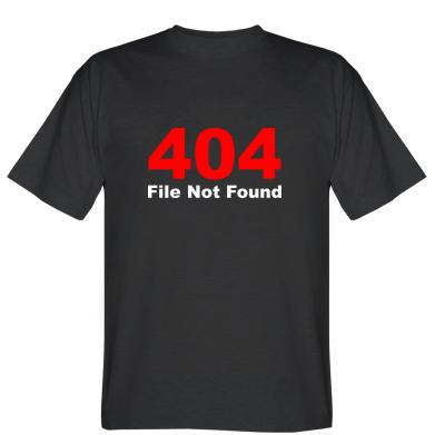 Футболка File not found