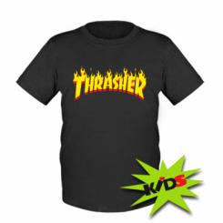 Дитяча футболка Fire Thrasher