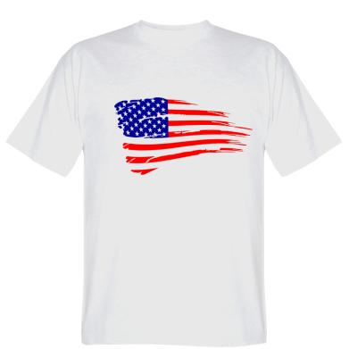 Футболка Прапор США