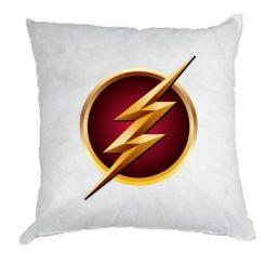 Подушка Flash Logo Art