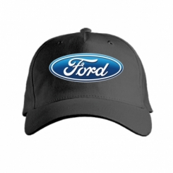 Кепка Ford 3D Logo