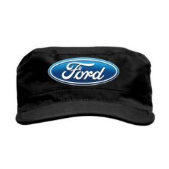 Кепка мілітарі Ford 3D Logo