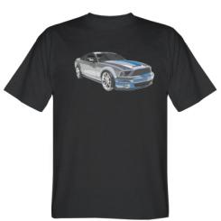 Футболка Ford Mustang