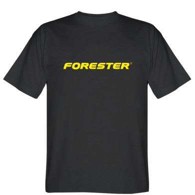 Футболка FORESTER
