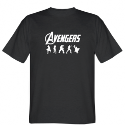 Футболка Four Avengers