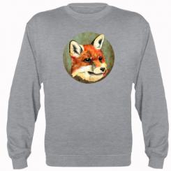 Реглан Fox Art