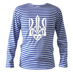 Тільняшка з довгим рукавом Гарний герб України