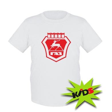 Купити Дитяча футболка ГАЗ